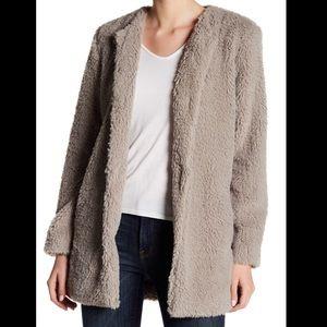 BB Dakota Merrill Faux Fur Jacket XS